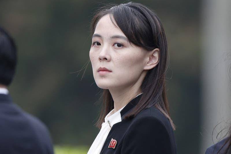 """Hermana de Kim Jong Un dice que Estados Unidos tiene expectativas """"equivocadas"""" con Corea del Norte"""