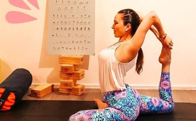 El emprendimiento que vende ropa y accesorios de yoga para todas las edades