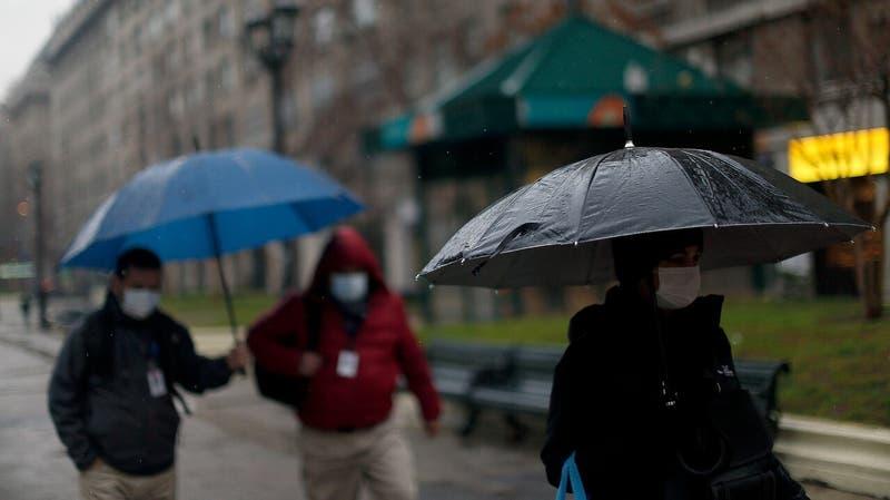 Enel activa plan preventivo por lluvias en la Región Metropolitana