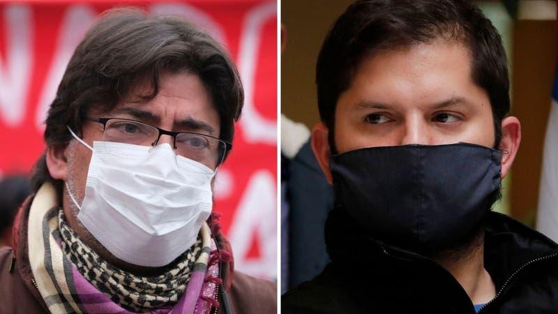Crisis sanitaria y DD.HH: Jadue y Boric se enfrentaron en primer debate de cara a primarias
