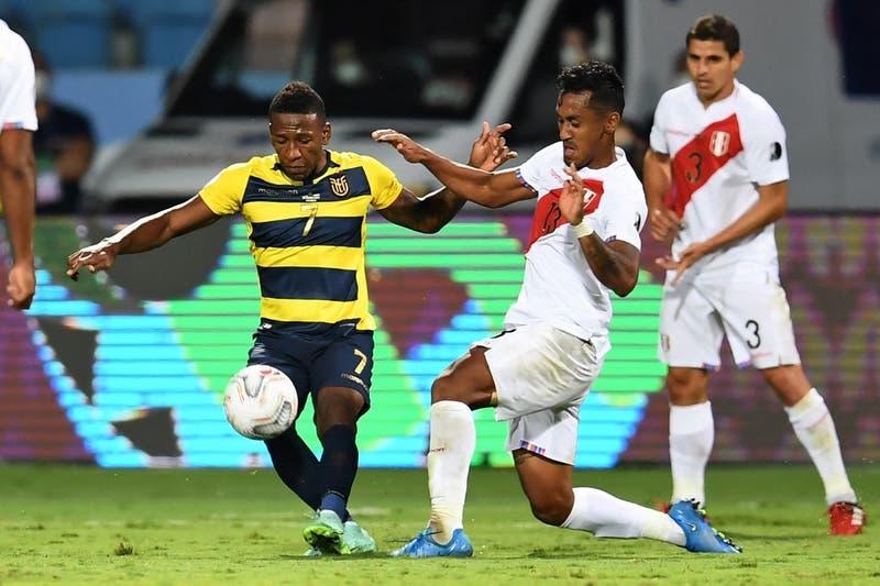 Ecuador y Perú empatan y se jugarán en la última fecha la clasificación a cuartos de Copa América