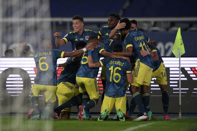 [Minuto a Minuto] Con golazo de Díaz, Colombia vence a Brasil en Río de Janeiro