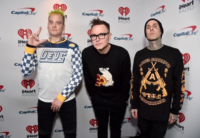 """""""Apesta y tengo miedo"""": Mark Hoppus, cantante y bajista de Blink-182, revela que tiene cáncer"""