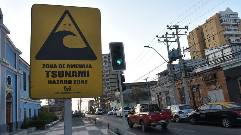 Onemi de Tarapacá denuncia robo de equipos del sistema de alerta de tsunamis