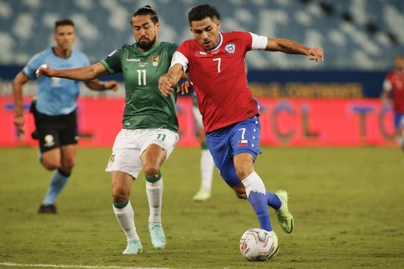 Con modificaciones: la alineación confirmada de La Roja para enfrentar a Paraguay en Copa América