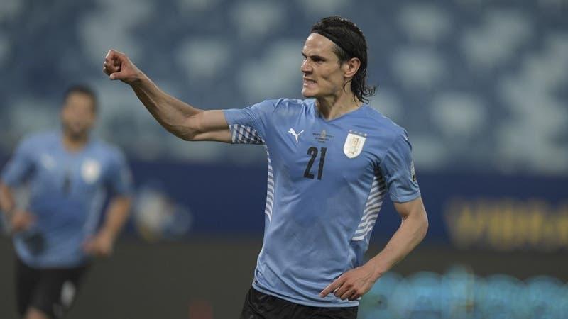 Uruguay consigue su primera victoria en Copa América 2021 ante Bolivia