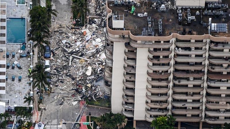 Chileno estaría entre los desaparecidos en derrumbe de edificio en Miami