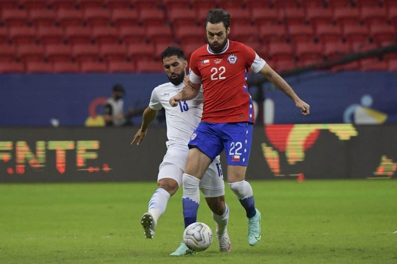 [EN VIVO] La Roja ya juega ante Paraguay en Copa América: no hay goles