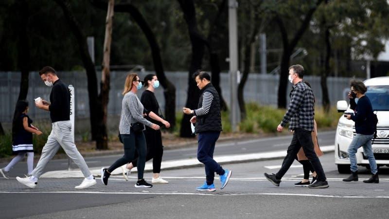 Ciudad australiana de Sidney ordenó cierre en su centro por brote de COVID-19