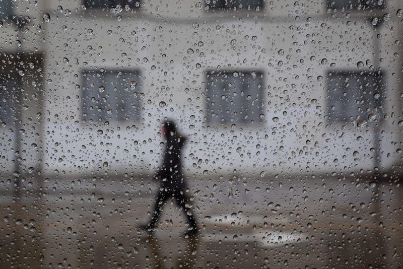 Lluvia en la Región Metropolitana: Hasta qué hora se extenderán las precipitaciones