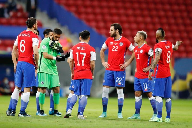 La Roja regresa a Chile para preparar los cuartos de final de la Copa América 2021