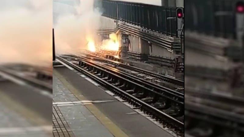 Metro suspende parcialmente servicio en Línea 4A por falla