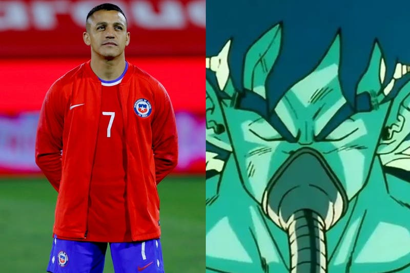 Alexis se inspira en Gokú en medio de su recuperación para llegar a los cuartos de Copa América