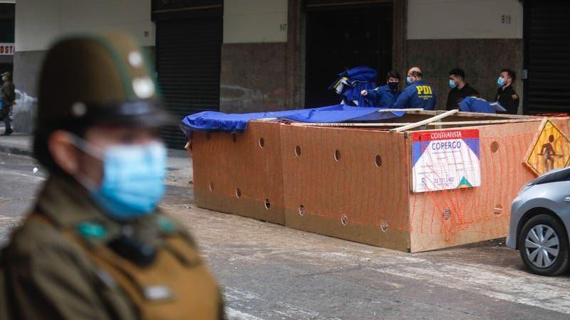 Cuerpo calcinado en Santiago: Dictan internación psiquiátrica contra el único detenido del crimen