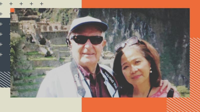 [VIDEO] Derrumbe en Miami: Familiar narra último contacto con chileno desaparecido