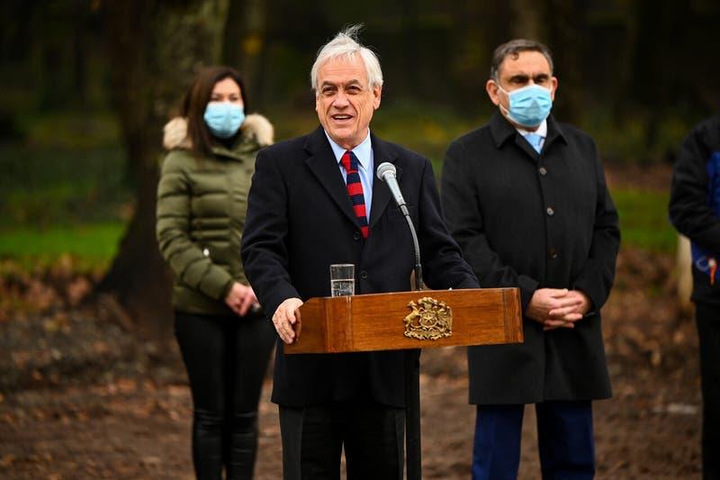 """Presidente Piñera por caso Collipulli: """"Es una acción de crueldad e inhumanidad"""""""