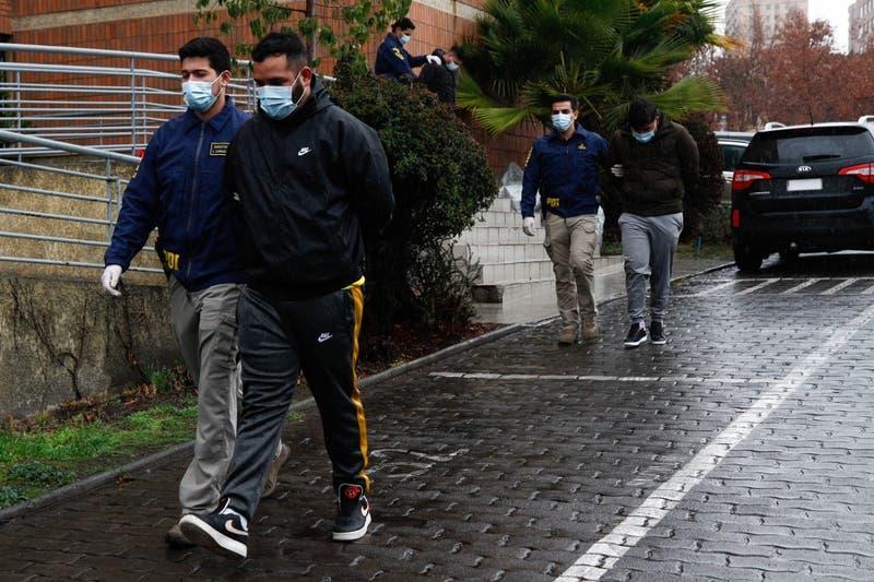 PDI desarticuló clan familiar dedicado al narcotráfico en Recoleta