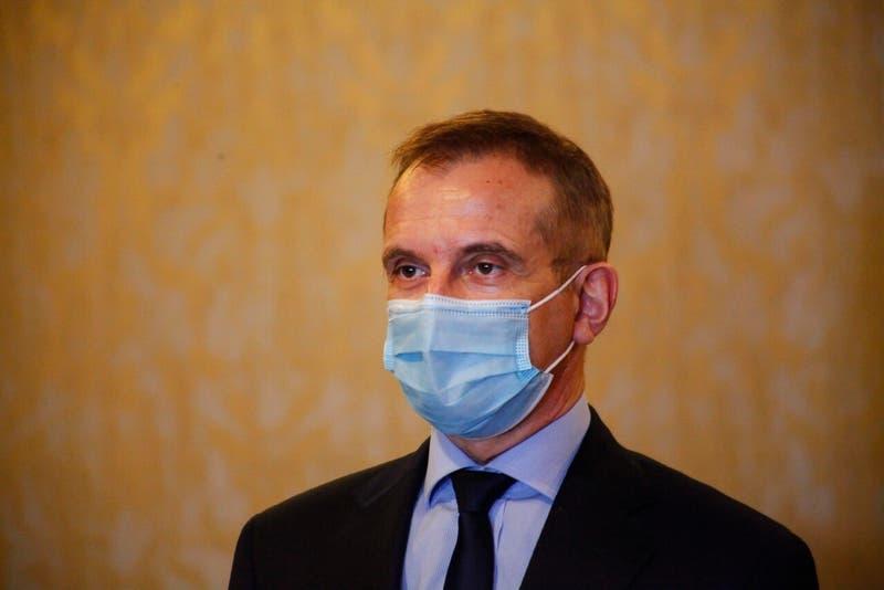 """Embajador de Italia en Chile aseguró que """"admiran"""" el proceso de vacunación en el país"""