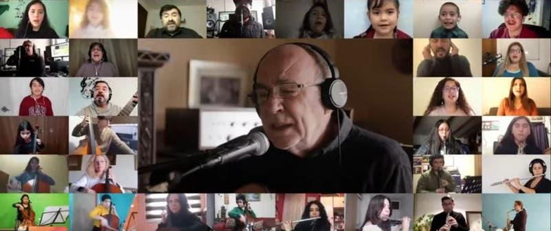 [VIDEO] Las orquestas de la red SIP: Estuidantes y apoderados hacen música a distancia