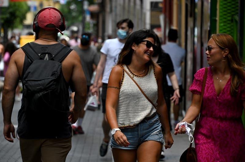 [VIDEO] Así se vivió en España el primer día sin mascarillas