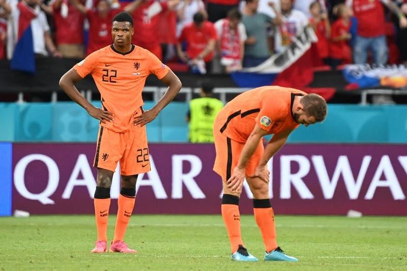 Batacazo en la Euro 2020: Holanda no pudo con República Checa y quedó eliminado