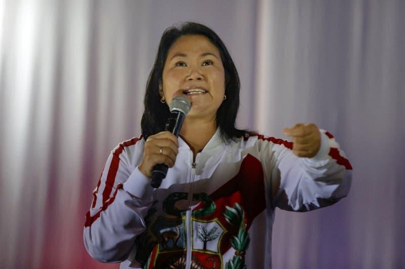 Iglesia de Perú pide no mezclar religión y política luego que Keiko invocara a Dios para ser electa
