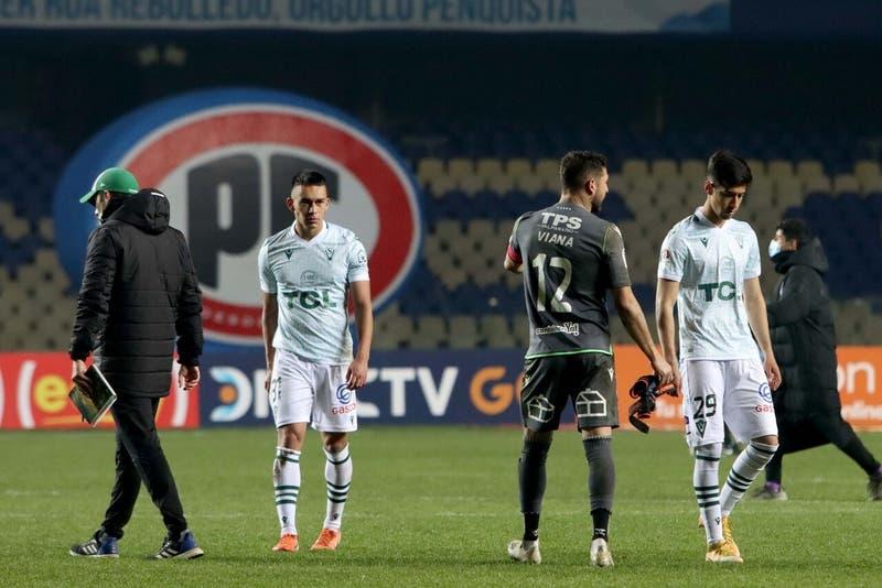 Santiago Wanderers no levanta cabeza: Fue eliminado por Deportes Concepción de Copa Chile