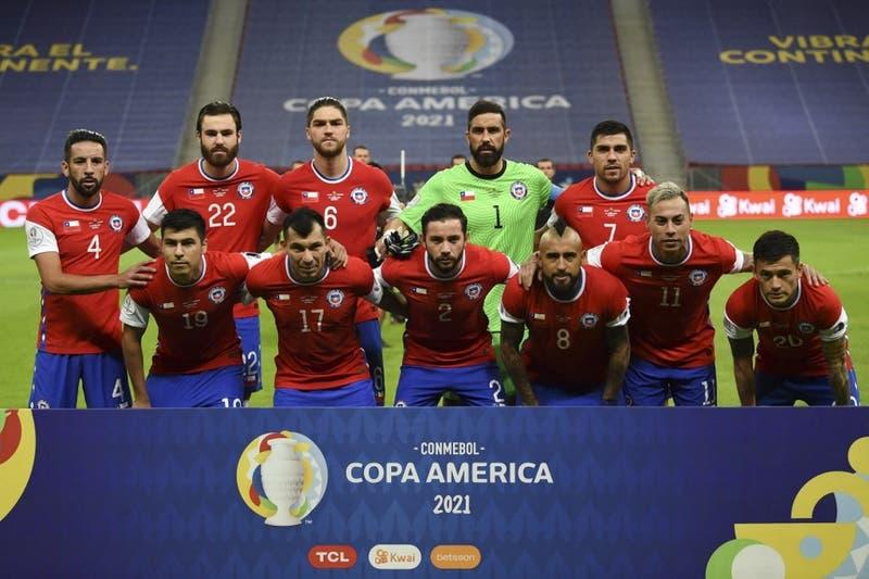 Cuartos de final de Copa América: ¿Cuándo y a qué hora juega Chile?