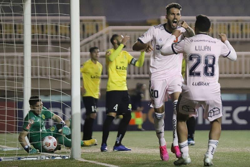 """La """"U"""" volvió a ganarle a San Luis y avanzó a octavos de Copa Chile: Enfrentará a Fernández Vial"""