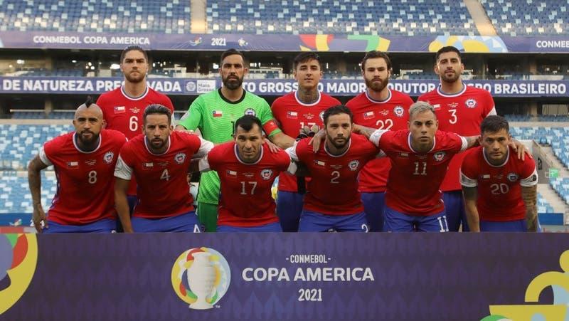 Revisa contra quién estaría jugando Chile en cuartos de final