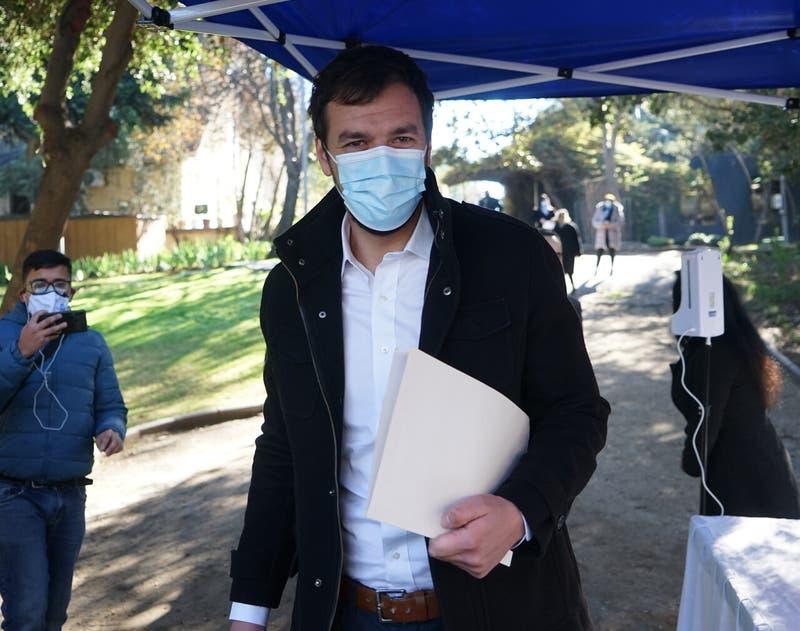 """Tomás Vodanovic, nuevo alcalde de Maipú: """"Asumimos un municipio que está profundamente dañado"""""""