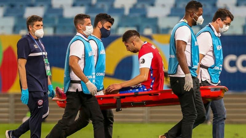 Guillermo Maripán rompe el silencio tras la lesión que lo sacó de Copa América