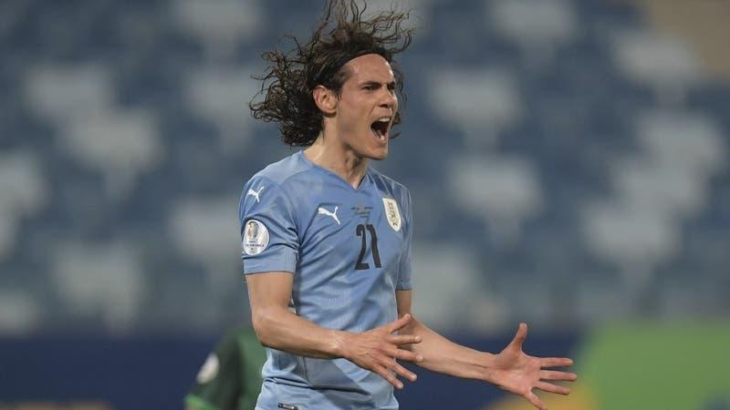 [Minuto a Minuto] Uruguay le gana por la mínima a Paraguay con impecable penal de Edinson Cavani