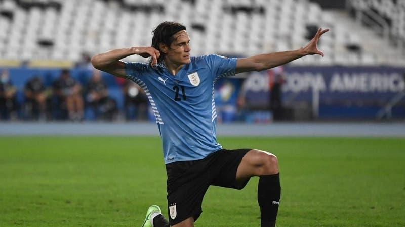 Uruguay vence a Paraguay y manda a Chile a jugar con Brasil en cuartos de final