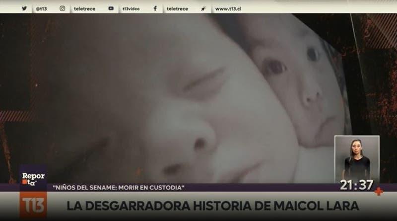 ReportajesT13: Niños del Sename, morir en custodia