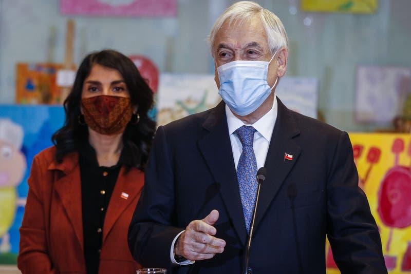 """Piñera: """"Chile está entre los países del mundo que más ayudas ha entregado a las familias"""""""