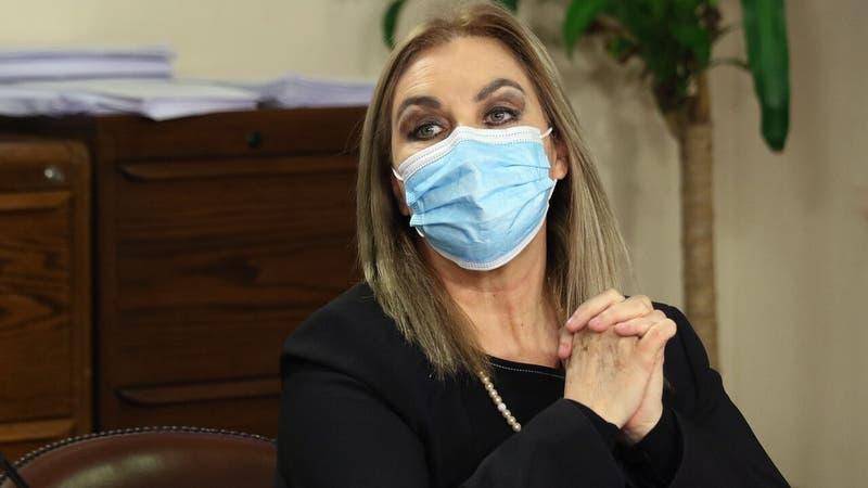 Pamela Jiles pide test de drogas para los candidatos presidenciales antes de las primarias de julio