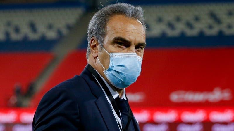 """Lasarte y duelo con Brasil: """"Tenemos que hacer el mejor partido de los que hemos jugado hasta ahora"""""""