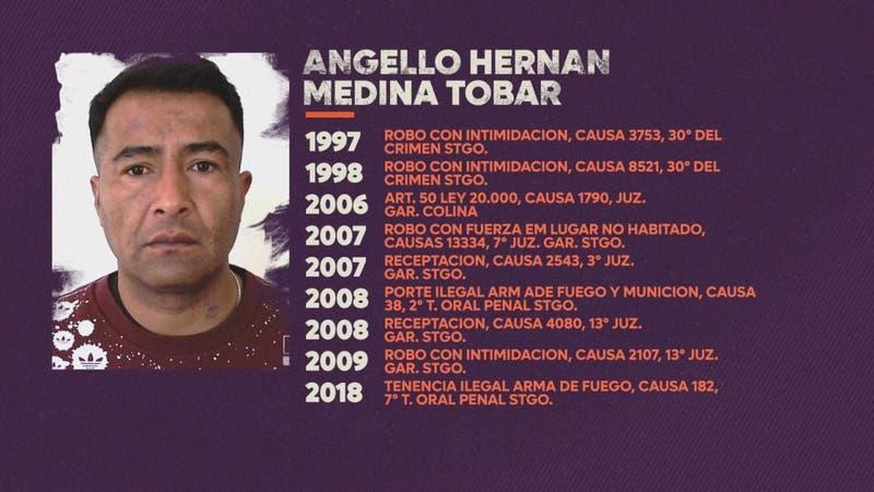 """[VIDEO] Asesinan a líder de """"La Manada"""" en penal Santiago 1"""
