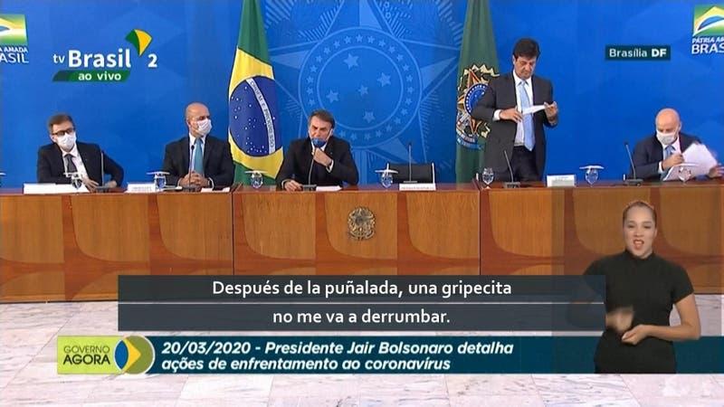 Más de cien diputados piden juicio político contra Jair Bolsonaro en Brasil
