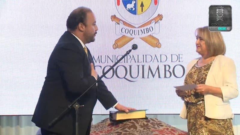 Democracia Cristiana presenta denuncia penal contra ex alcalde de Coquimbo, Marcelo Pereira