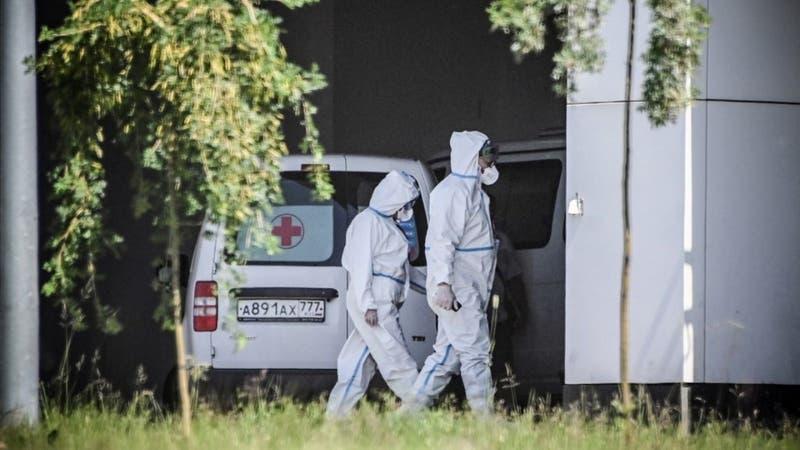 Rusia registra récord de muertos por COVID-19 por tercer día consecutivo