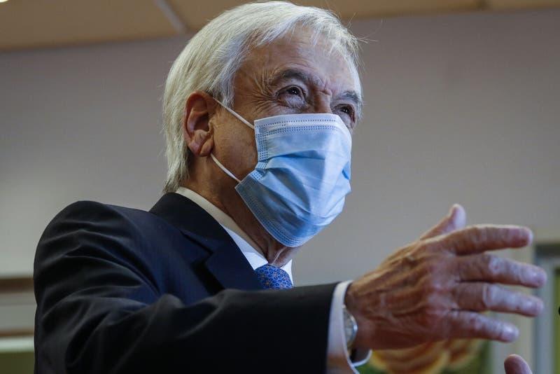 """Presidente Piñera y alza del Imacec: """"Hay algunos que critican todo y no aportan nada"""""""