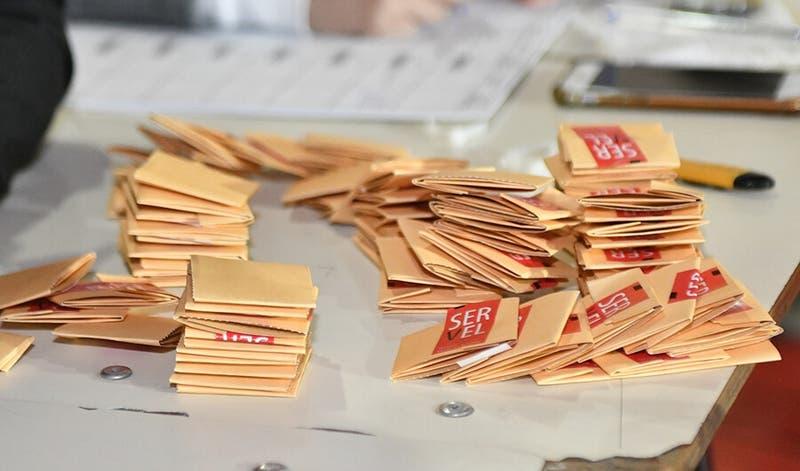 Este sábado vence el plazo para cambiar el domicilio electoral para las elecciones presidenciales