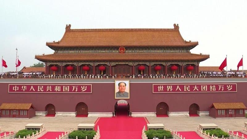 100 años del Partido Comunista chino: Desfiles, acrobacias y un mensaje a occidente