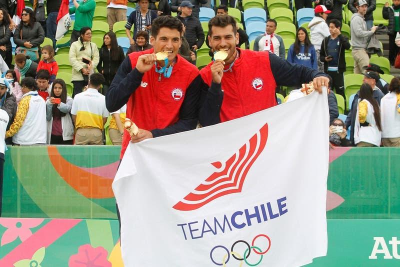 Chile ya tiene a sus abanderados para los Juegos Olímpicos de Tokio
