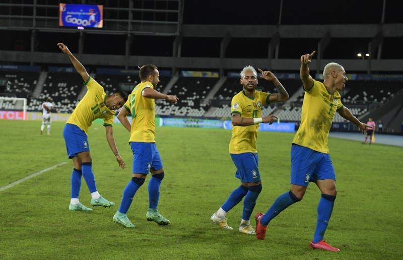 La alineación confirmada de Brasil para el duelo ante Chile en los cuartos de final de Copa América