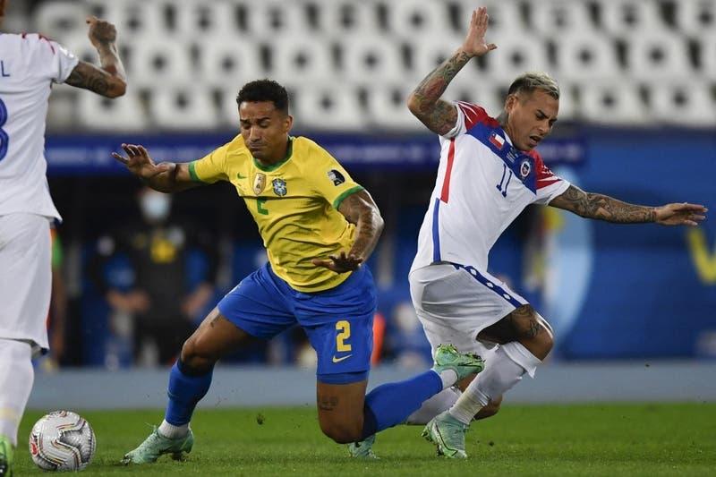 [EN VIVO] No hay goles: Chile está igualando ante Brasil por los cuartos de Copa América