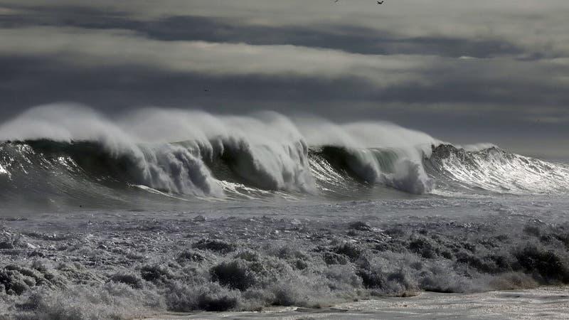 Emiten aviso especial por marejadas para todo el territorio nacional