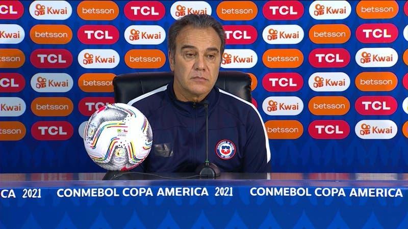 """Martín Lasarte: """"Esto es una etapa de transición que ojalá nos deposite en el Mundial"""""""